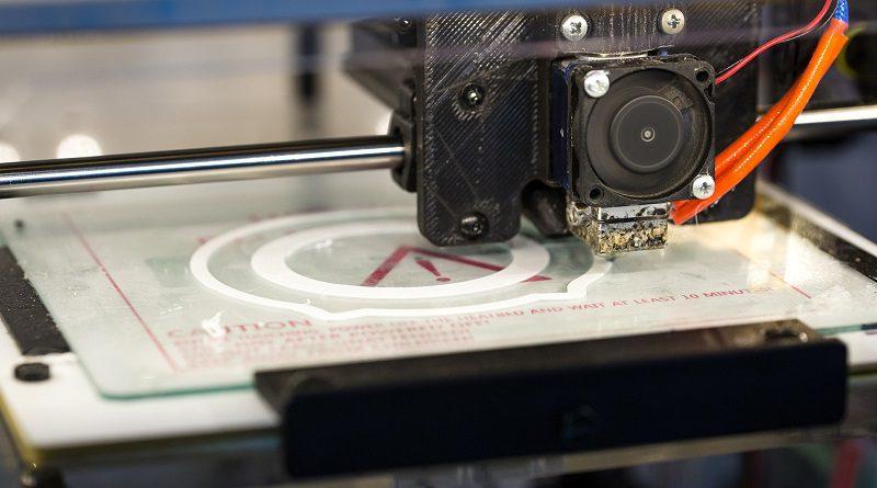 Gıda Endüstrisinde Üç Boyutlu (3D) Yazıcı Teknolojisi