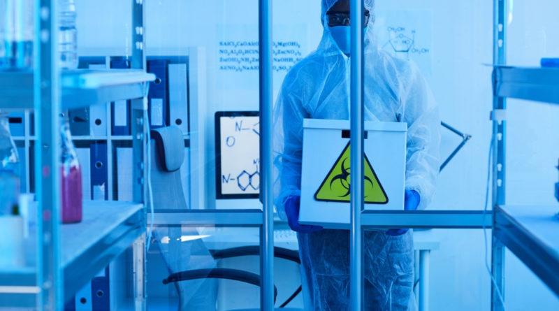 Kimya Laboratuvarlarında Güvenlik Seviyeleri (KGS)